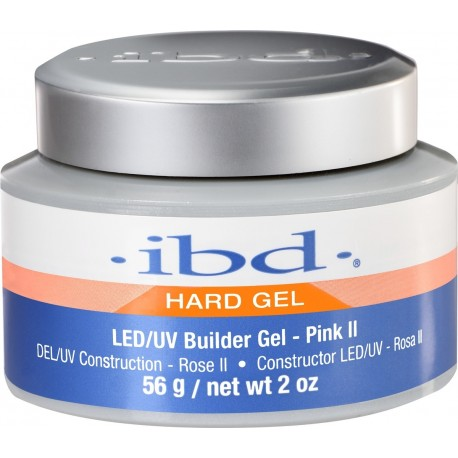 LED/UV IBD Żel IBD Builder Gel PINK II 56g LED