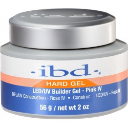 LED/UV IBD Żel IBD Builder Gel PINK IV 56g LED
