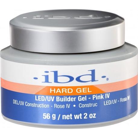 LED/UV IBD Żel IBD Builder Gel PINK IV 56g LED