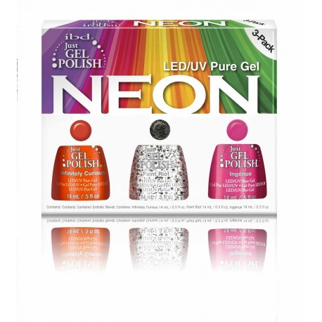 JUST GEL Polish NEON KIT