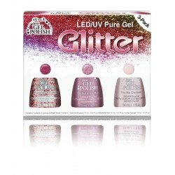 JUST GEL Polish GLITTER KIT