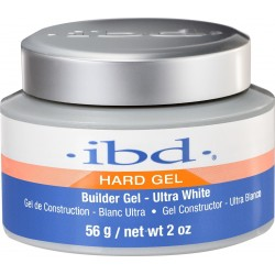 IBD Żel UV IBD Builder ULTRA WHITE 56g