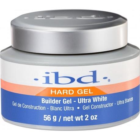 IBD Żel UV IBD Builder ULTRA WHITE 56g