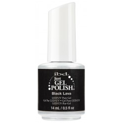 Just Gel IBD BLACK LAVA 14ml 65077  JGP004