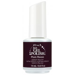 Just Gel IBD PLUM RAVEN 14ml