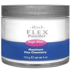 IBD Puder Akrylowy FLEX BRIGHT WHITE 113g / 4Oz