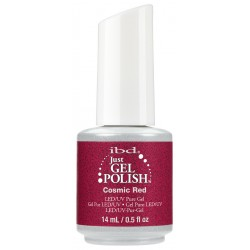 Just Gel IBD COSMIC RED 14ml 65190
