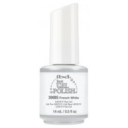 Just Gel Polish French White 14ml