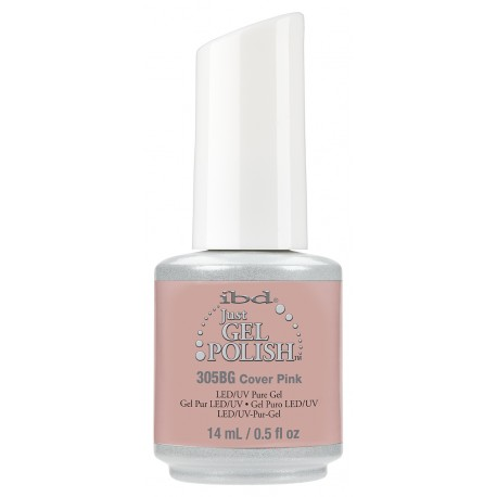 Just Gel Polish Cover Pink 14ml