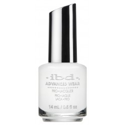 IBD PRO-LAQ ADV WEAR Color French White 14 ml