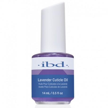 IBD Lawendowa oliwka do skórek - LAVENDER CUTICLE OIL 14ml