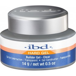 IBD Żel UV IBD Builder Gel Clear 14g