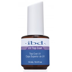 IBD Utwardzacz UV TOP COAT 15ml