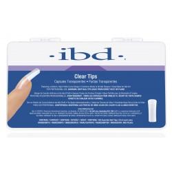 IBD Tipsy IBD 100 szt CLEAR