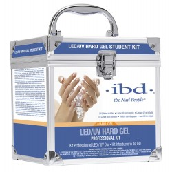 IBD Professional Gel Kit Zestaw Żelowy IBD Kuferek