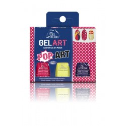 IBD Just Gel Polish Pop Art Gel Art 3-Pack