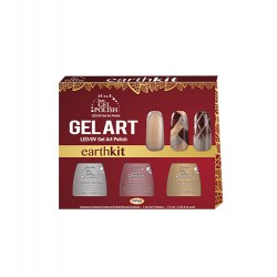 IBD Just Gel Art Kit Earth - 3szt