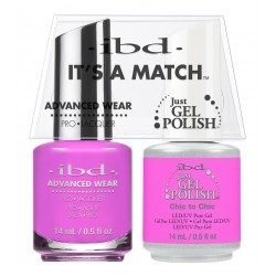 IBD Duo Pack Chic To Chic 2x14ml