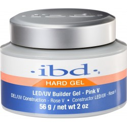 LED/UV IBD Żel IBD Builder Gel PINK V 56g LED