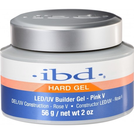 LED/UV IBD Żel IBD Builder Gel PINK V 56g LED