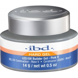 LED/UV IBD Żel IBD Builder Gel PINK V 14g LED