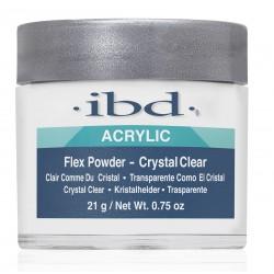 IBD Puder Akrylowy FLEX CRYSTAL CLEAR 21g / 0,75