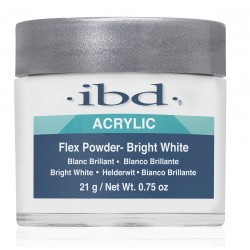 IBD Puder Akrylowy FLEX BRIGHT WHITE  21g / 0,75Oz