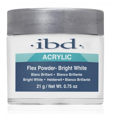 IBD Puder Akrylowy FLEX BRIGHT WHITE  21g / 0,75Oz