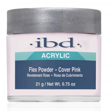 IBD Puder Akrylowy FLEX Cover Pink 21g / 0,75 Oz