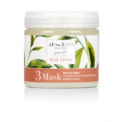 IBD SPA PRO PEDI  TEA TREE  PUR MASK  3  416 ml