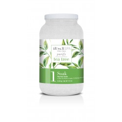 IBD SPA PRO PEDI  TEA TREE  SOAK  1  3,23 kg