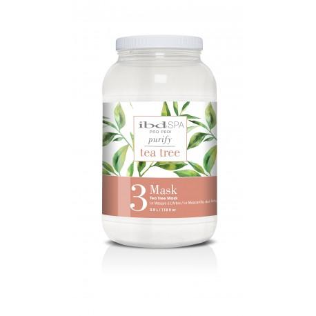 IBD SPA PRO PEDI  TEA TREE  PUR MASK  3  3,50 l