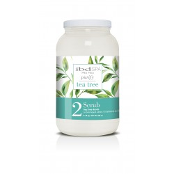 IBD SPA PRO PEDI  TEA TREE PUR  SCRUB   2  5,18 kg