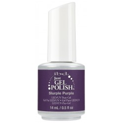 Just Gel IBD SLURPLE PURPLE 14ml 77111
