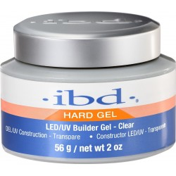 LED/UV IBD Żel IBD Builder Gel Clear 56g LED