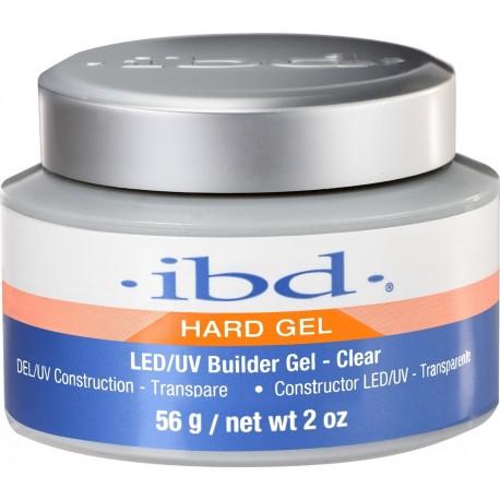LED/UV IBD Żel IBD Builder Gel Clear 56g LED
